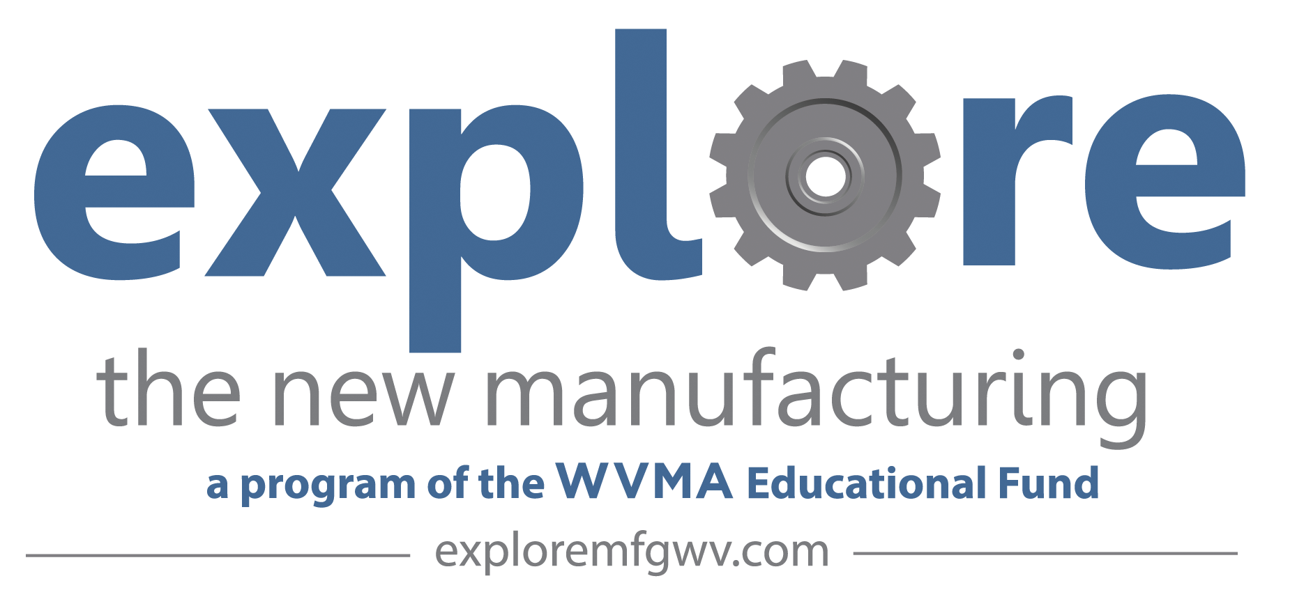 explore the new manufacturing logo